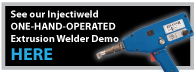Injectiweld banner