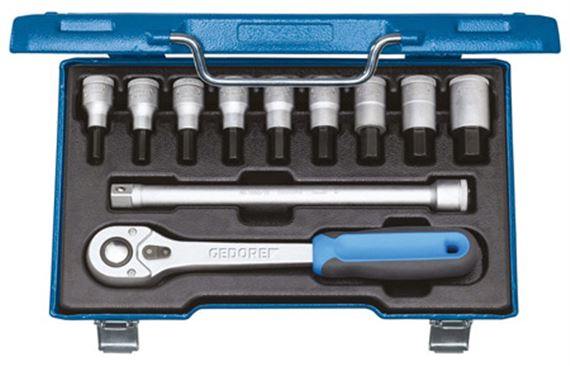 Gedore Screwdriver Socket Sets