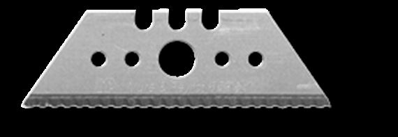 MP65361 Serrated Blades package of 100