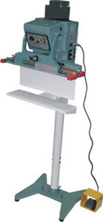 Vertical Foot-Operated Double Sealer