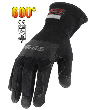HEATWORX Gloves, Heavy Duty (Thermal) Heat Resistant