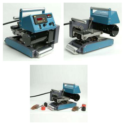 Wedge Welder 30-120ml for PP/ PE/ PVC