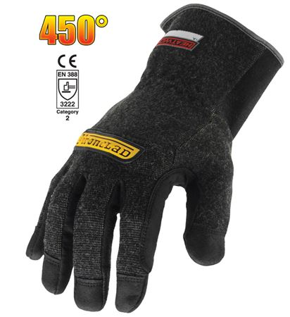 HEATWORX Gloves, Reinforced (Thermal) Heat Resistant