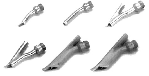 Welder Tips for Hand Welders