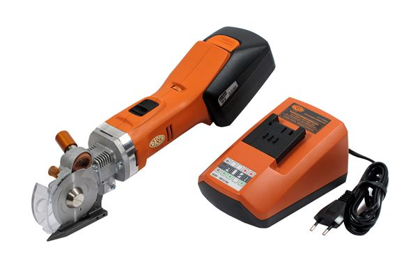 RASOR OPTIMA CORDLESS ROTARY SHEAR