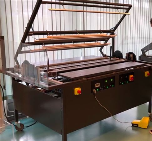 ABMD135 Single/Dual 4.4 foot Automatic Bending Machine