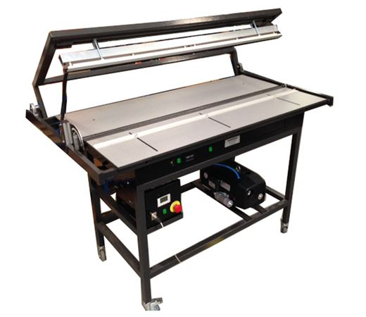 AUTOMATIC THIN PLASTIC BENDING MACHINES