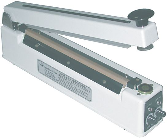Semi-Automatic Impulse Sealer with Holding Magnet