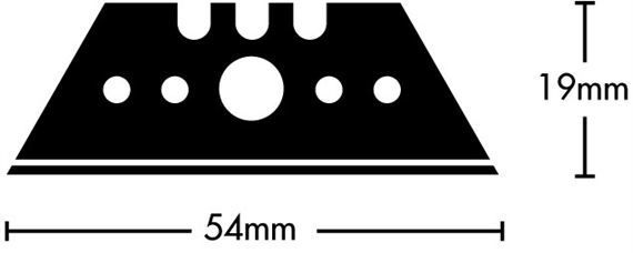 Replacement blades - pkg/100
