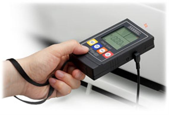 Electrostatic Field Meter, measures Ion Balance and Static