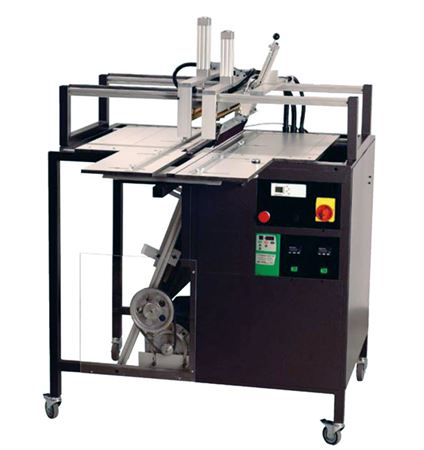 Vacuum Feed Semi Auto Bending Machine 65 or 50 cm (Foil bending)