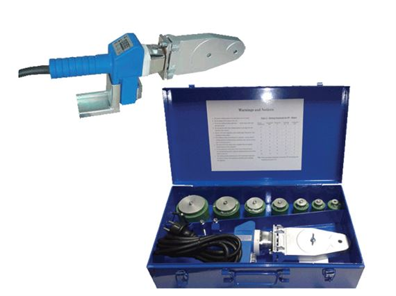 Pipe Socket Fusion Welder Set