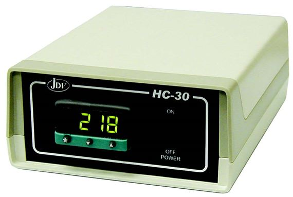 Heating Controller for 2 units, 4 blades