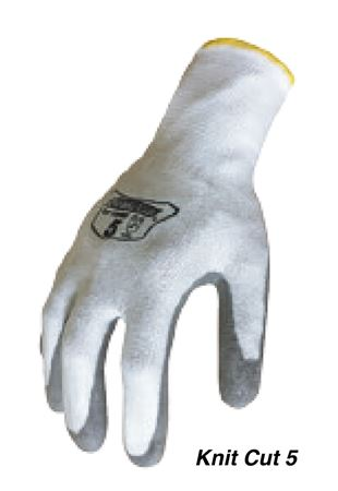 Knit Cut 5 Cut Resistant Polyethylene  Gloves, EN388 Level 5