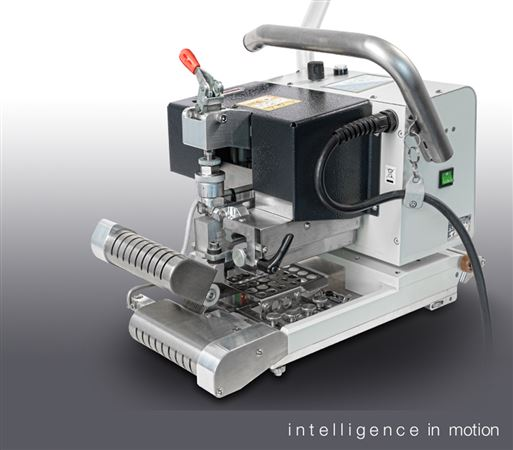 Compact Hot Wedge Seaming Machine