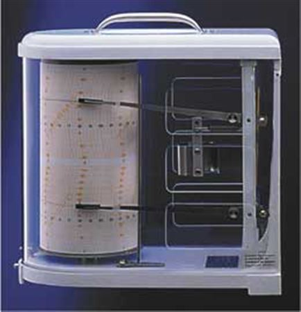 ThermoHygrograph charts