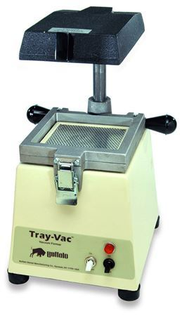 TrayVac Vacuum Former Complete