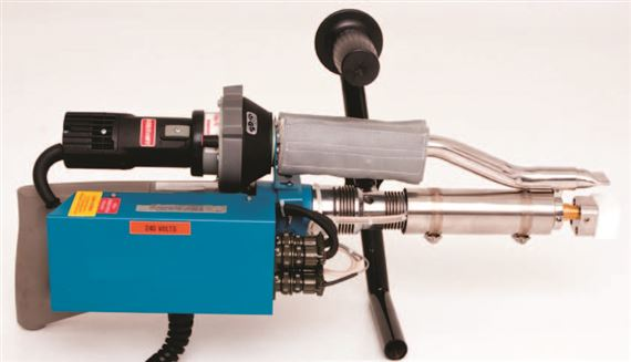 WB7000 Extrusion Welder