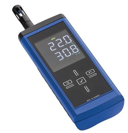 XC200 Hand Held Meter - Temperature & Humidity
