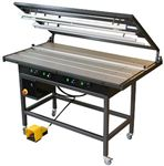 Plastic Bending Table