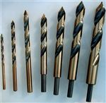 Plexi-Point Black and Gold Drill Bits