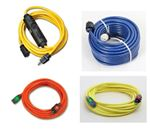 HOT AIR WELDING CORD, Cable 100 ft, 10/3 STW 30a 220v