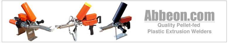 Extruder Welders